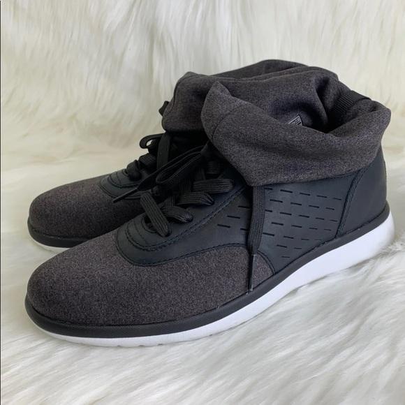 25a84159f70 New Black UGG Womens Islay Sneaker 7.5 NWT